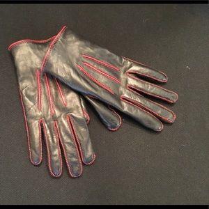 Ralph Lauren Leather Driving Gloves